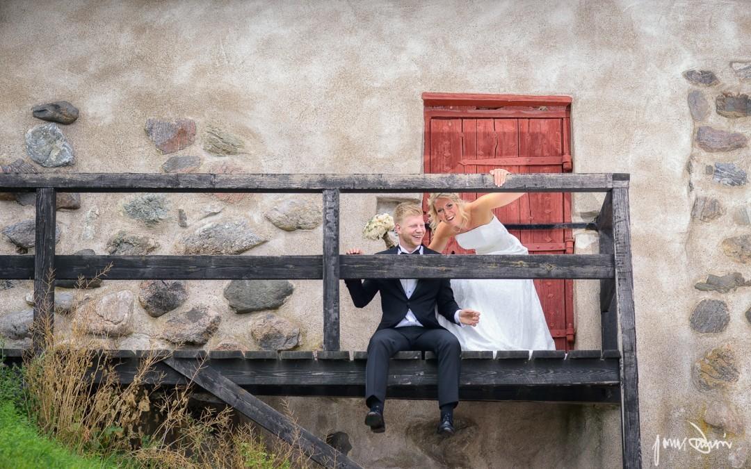 A Summer Wedding Shoot